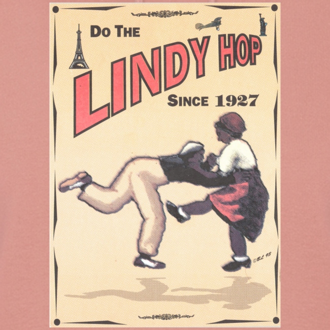 Do the Lindy Hop Since 1927