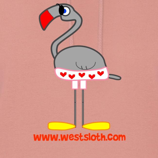 Swim Suit Flamingo