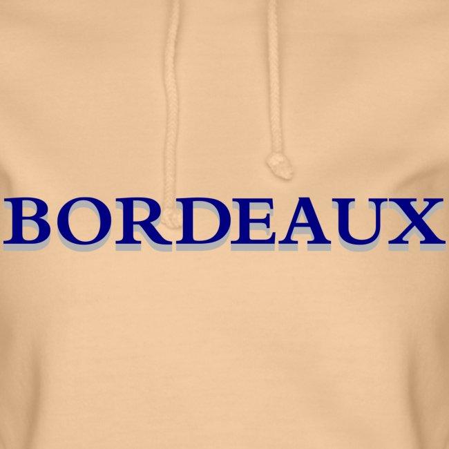 Bordeaux bleu