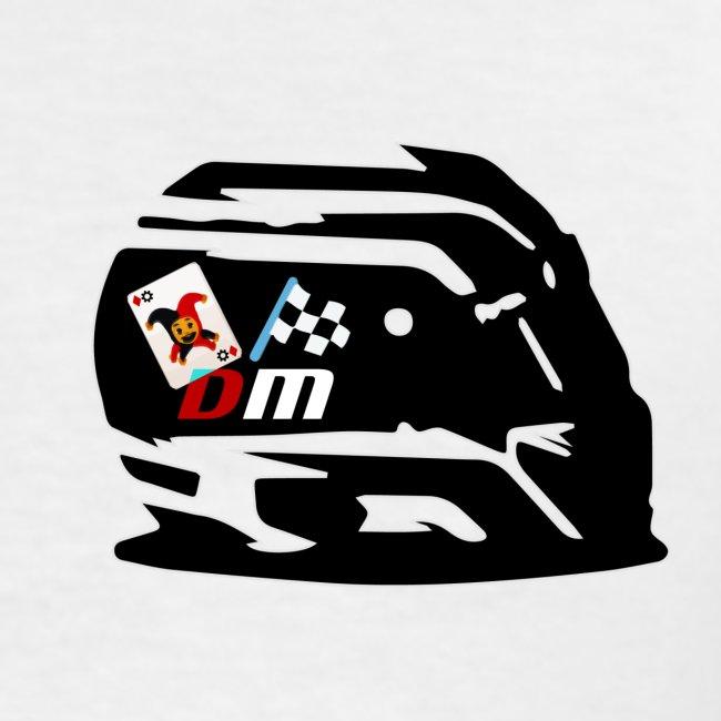 helmet racing joking club style by D[M]