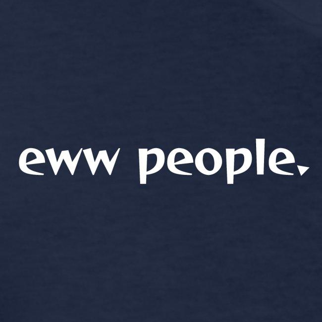 eww people.