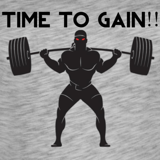 TIME TO GAIN! by @onlybodygains