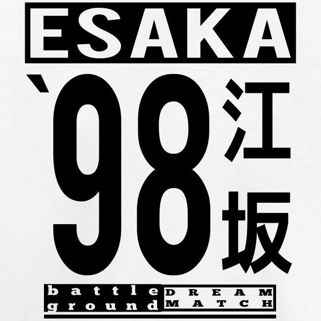 Nouveau! Esaka 98 Blanche