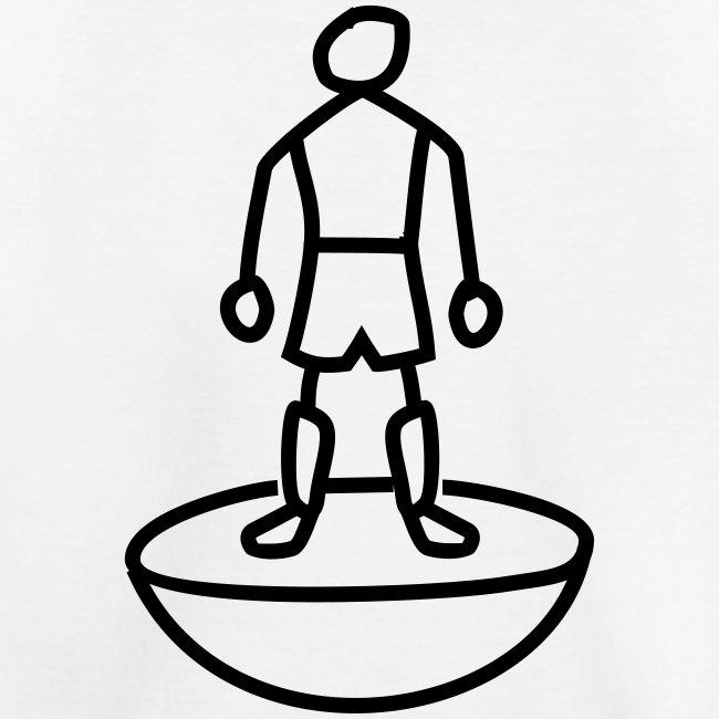 Table Football Stick Man