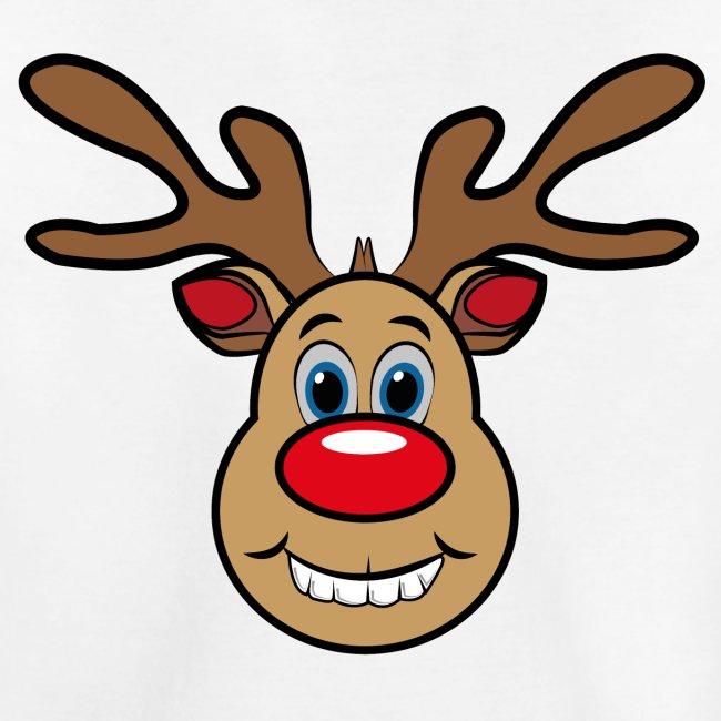 Ugly Christmas Weihnachten Xmas Rudi Reindeer