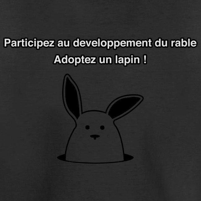 adoptez un lapin !