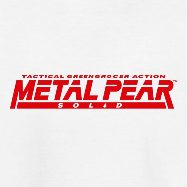 Metal Pear Solid: Tactical Greengrocer Action