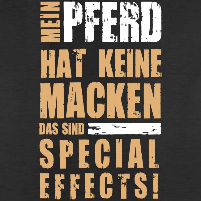 Vorschau: Keine Macken Pferd - Teenager Premium Bio T-Shirt