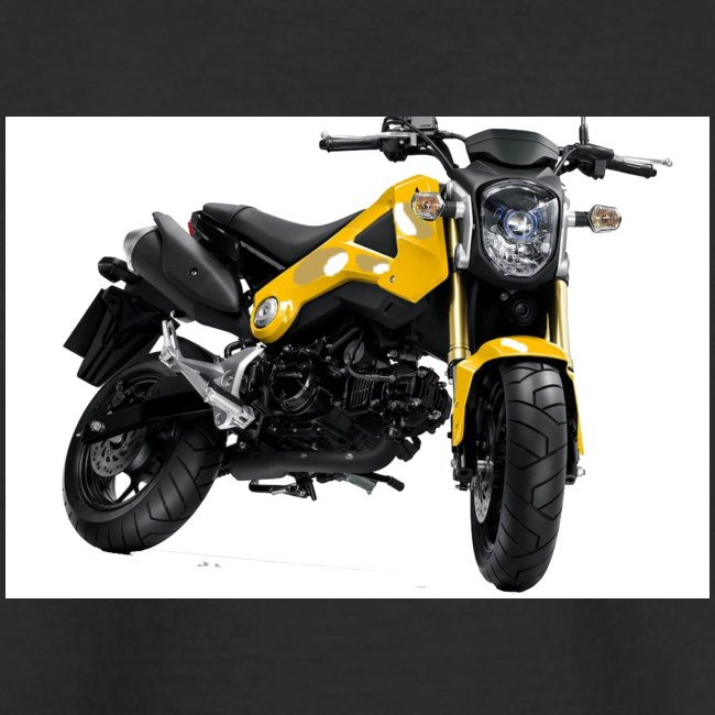 Grom Motorcycle (Monkey Bike)