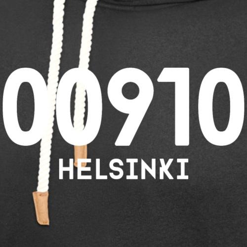 00910 HELSINKI - Unisex huivikaulus huppari