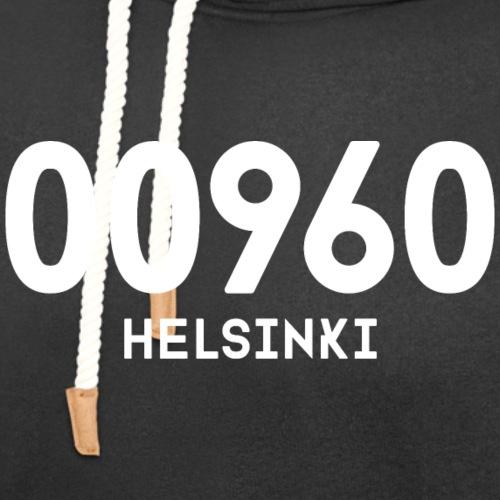 00960 HELSINKI - Unisex huivikaulus huppari