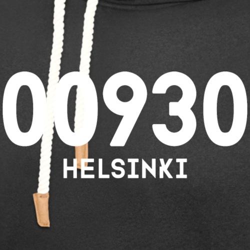 00930 HELSINKI - Unisex huivikaulus huppari