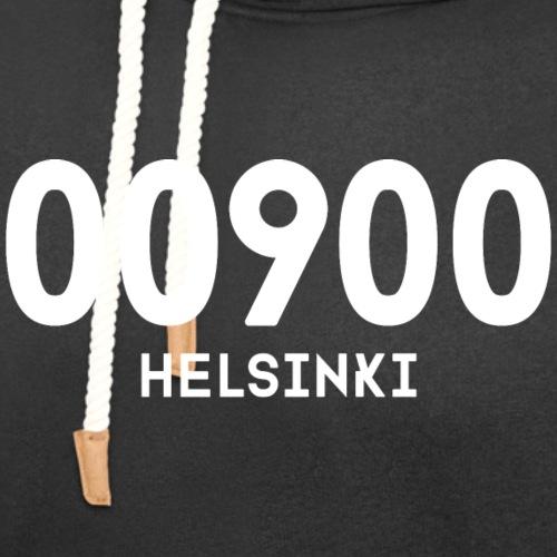 00900 HELSINKI - Unisex huivikaulus huppari
