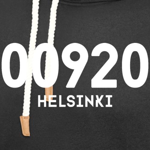 00920 HELSINKI - Unisex huivikaulus huppari