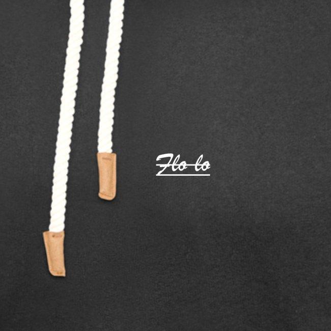 flolo durchgestrichen in weiß