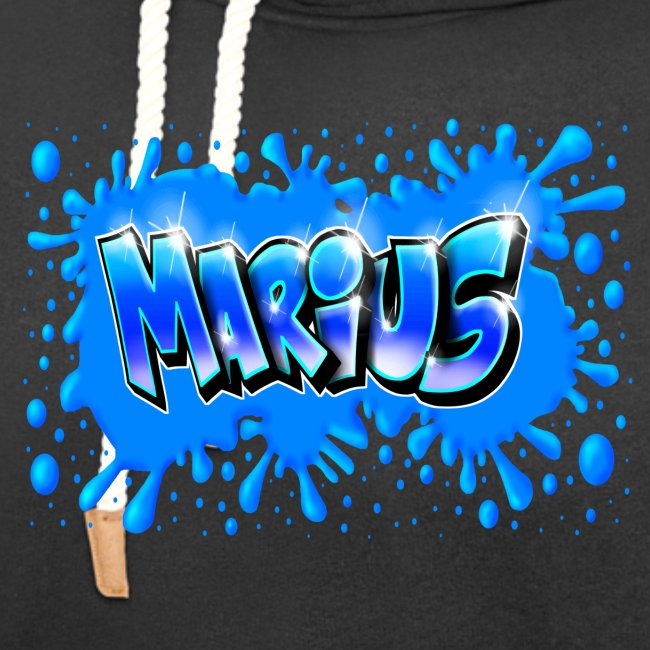Graffiti Marius Splash
