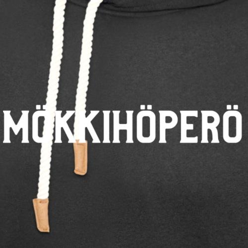 mokkihopero - Unisex huivikaulus huppari