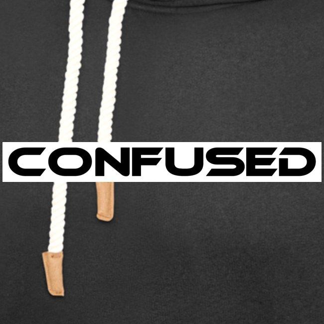 CONFUSED Design, Verwirrt, cool, schlicht