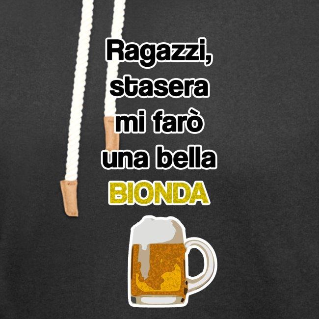 Birra - Stasera mi farò una bionda