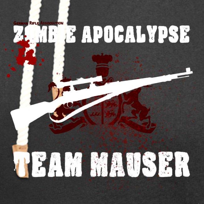 Zombie Apocalypse Team Mauser