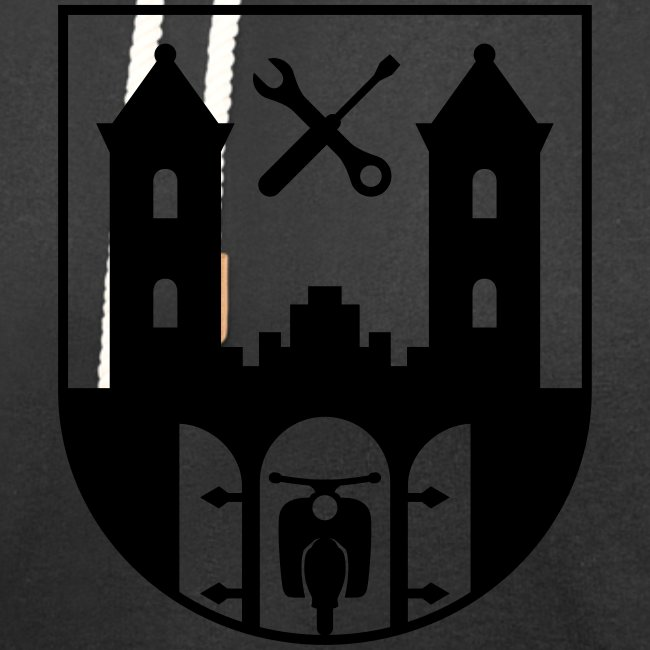 Simson Schwalbe - Suhl Coat of Arms (1c)