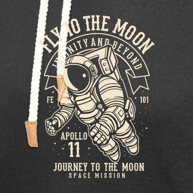 Voler vers la lune