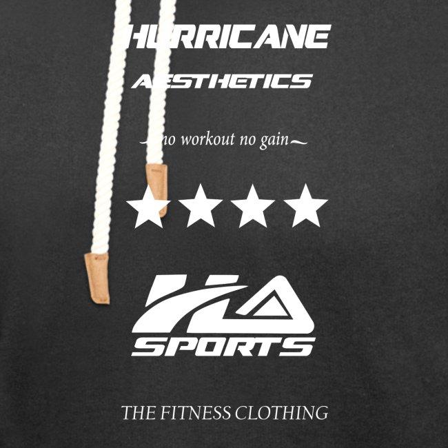 design no workout no gain white