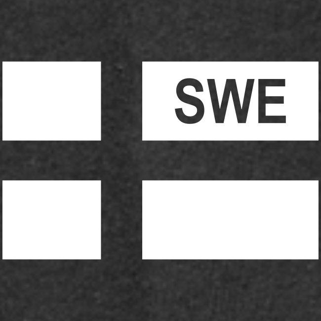 Swedish soldier + SWE Flag