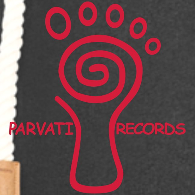 Parvati Records original logo