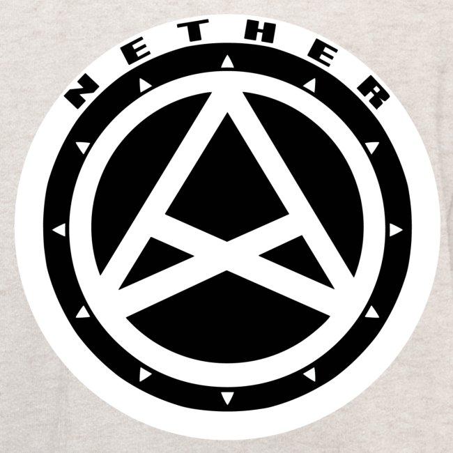 Nether Crew Black\White Hoodie