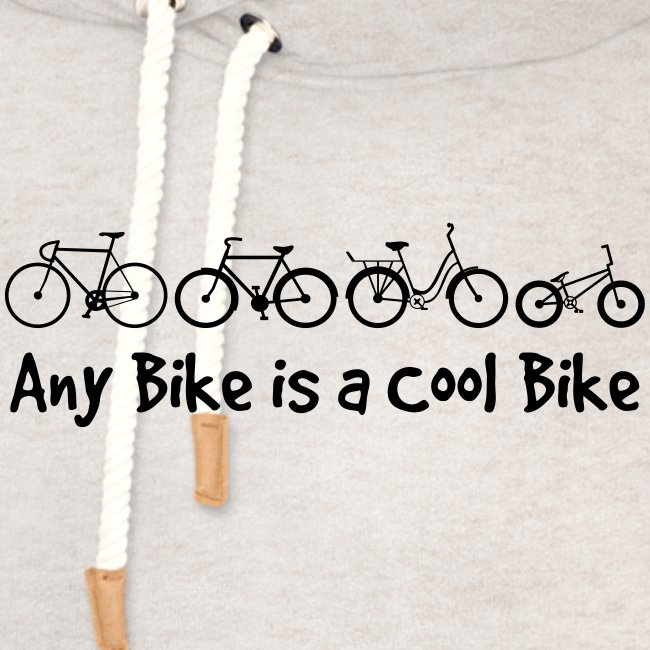 Any Bike is a Cool Bike Kids