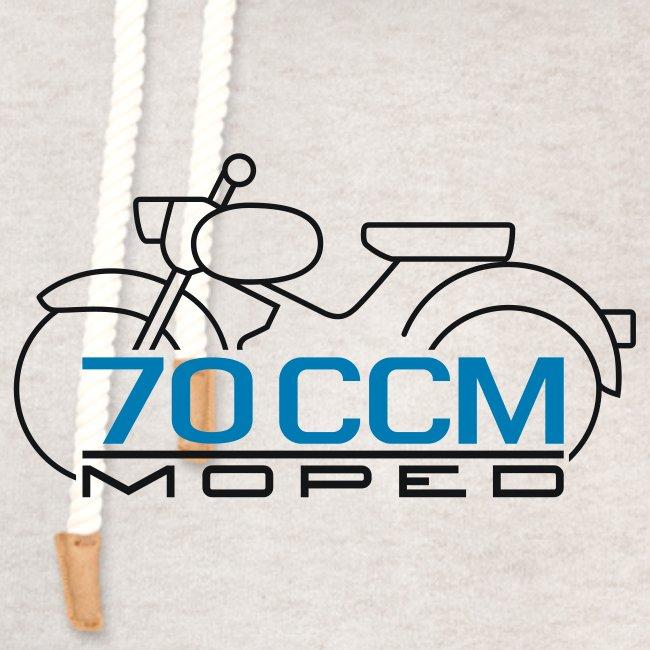 Moped Sparrow 70cc emblem
