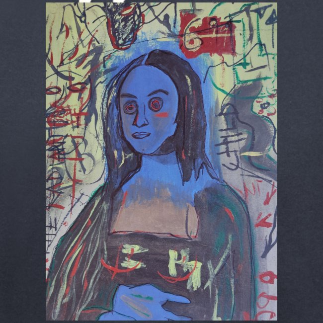 Gioconda omaggio Basquiat