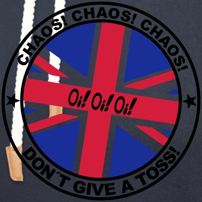 Oi!Oi!Oi! - Chaos Don't Give A Toss
