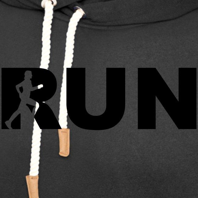 run running woman