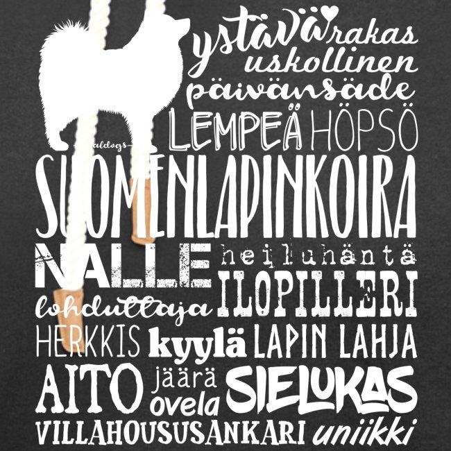 Suomenlapinkoira Sanat