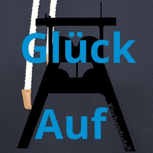 GlueckAuf - Schalkragen Hoodie