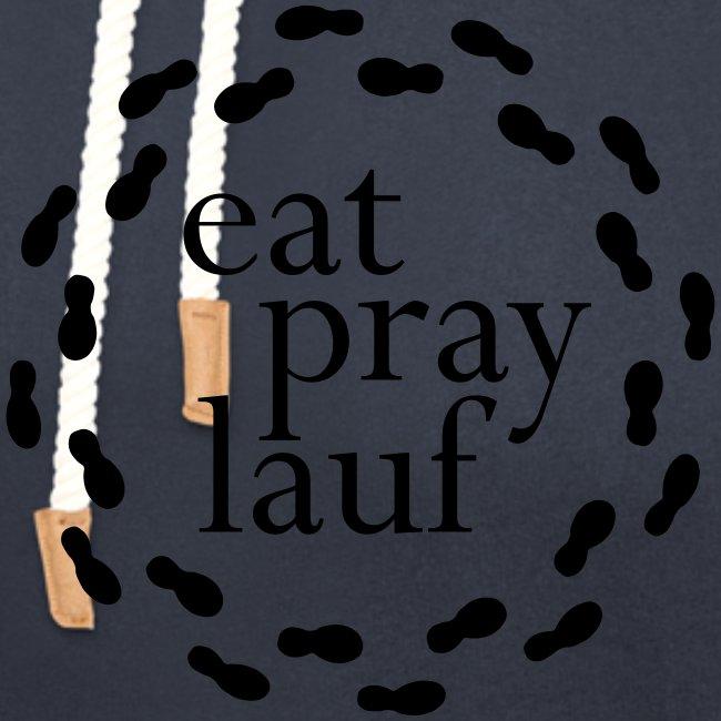 Eat Pray Lauf Schuh