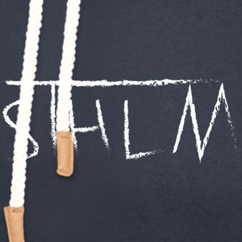 STHLM Graffiti - Luvtröja med sjalkrage