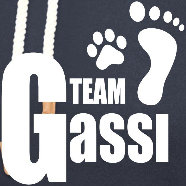 Vorschau: Team Gassi - Schalkragen Hoodie