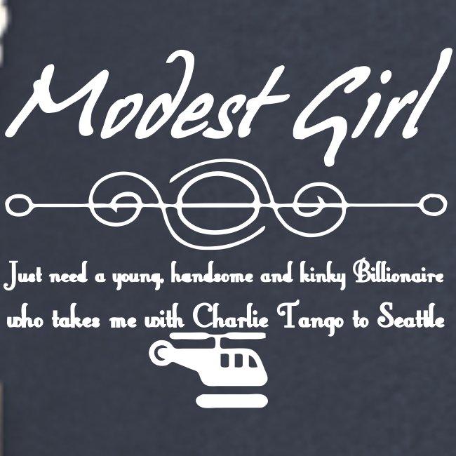 Modest Girl Shirts