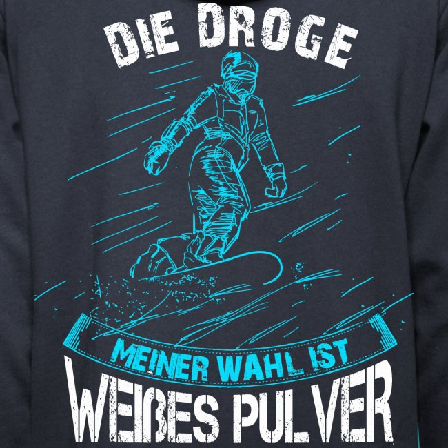 Droge snowboarden