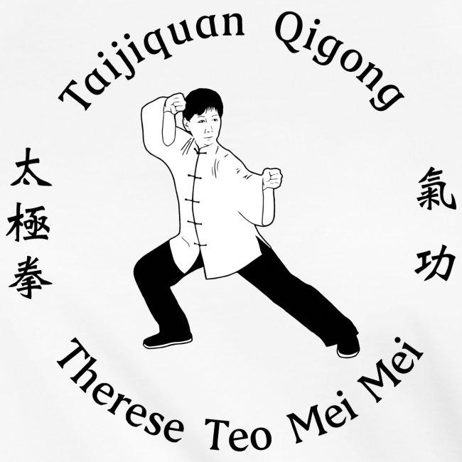 Teo Mei Mei Black Logo