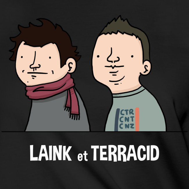 Laink et Terracid old