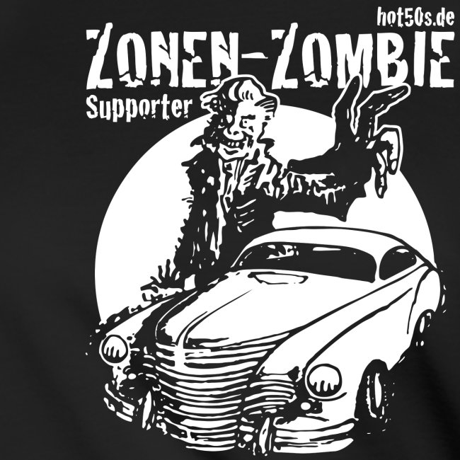 Zonen Zombie Supporter Shirt