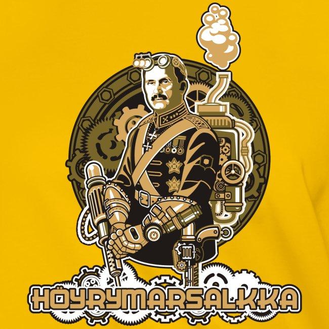 Höyrymarsalkkan perinteinen t-paita