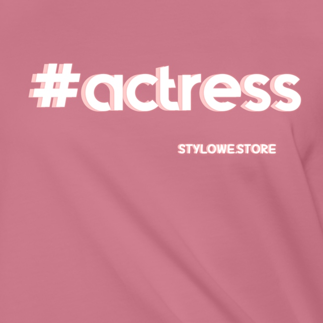 #ACTRESS