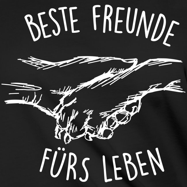Vorschau: Beste Freunde fürs Leben - Frauen Knotenshirt