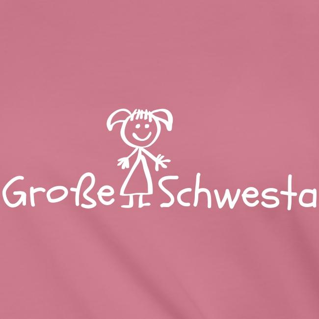 Vorschau: Grosse Schwesta - Frauen Knotenshirt