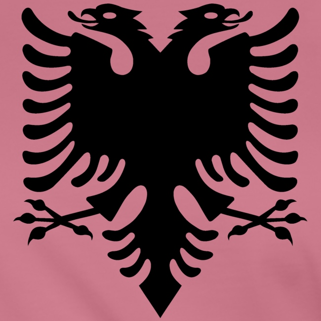 Shqiponja - das Wappen Albaniens